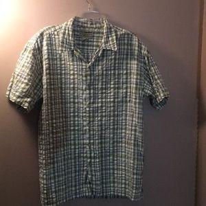Men's Button Down Casual Shirt